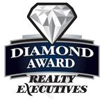 Top Agent Mankato MN Real Estate - Diamond Award Recipient 2014-present